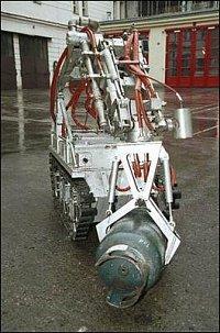 Robot ve službách hasičů 4