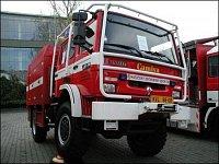 CAS Camiva na hašení lesních požárů