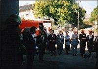 Setkání rodáků - 110.výročí SDH