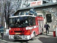 Pražským hasičům je letos 150 let.