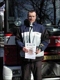 Bramborovou medaili si odvezl do Pelhřimova Vláďa Janko.