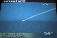 Amatérské záběry nehody. FOTO: CNN