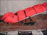 Nosítka za sněžný skútr