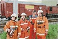 Výcvik posádky vlaku