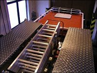CAS 24/3000/400 - S3LP, střecha nástavby