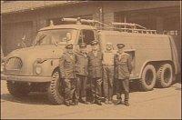 Tatra 138 6x6 CAS-32 (60.léta)