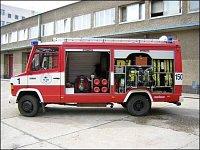 č.1 – MB 814 Vario KHA-12 1200/200/100/120 Rosenbauer
