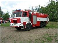 č.8 – T815 6x6 CAS-40 již zařazená ve službě 22.6.