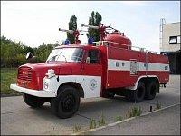 č.10 – stará T148 6x6 KHA-24 2000/2500/3000 Rosenbauer již byla vyřazena a odprodána na přestavbu na