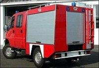Technický automobil italské firmy BAI TECNICA.