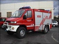 Nástavba od Firekraft Austria.
