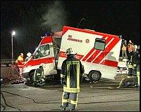 sanitka Německo foto: (c) Feuerwehr Neu-Isenburg