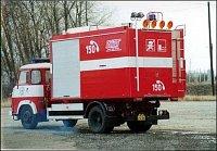 Chemický kontejner (Sehat) HZS Vsetín Foto: SEHAT