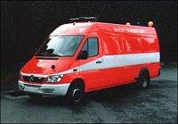 MB 416 Sprinter PPLA-3 HZS Ostrava