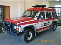 Nissan Patrol TA-1CH HZSP ČD Praha