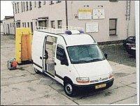 Renault Master laboratoř