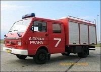 VW LT55 TA-3CH ZPS letiště Praha-Ruzyně