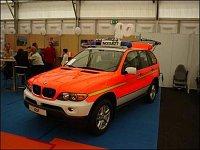 záchranářské BMW od firmy GSF