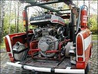 foto : Dobrovoľný hasičský zbor Cerová