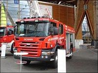 Scania Egenes, Norsko