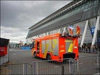 Mercedes Econic/Magirus od hannoverských hasičů