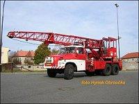 Tatra 148 6x6 AD-070, ČKD Slaný, HZS Pardubického kraje, stanice Vysoké Mýto