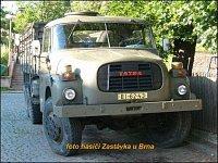 Tatra 148 6x6 VNM VYA-4, SDH Zastávka u Brna