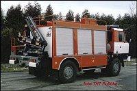 Tatra 815 4x4 TA-4 s HR HIAB, THT, HZS Plzeňského kraje, stanice Klatovy