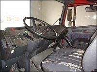 Mercedes-původní provedení nástavby