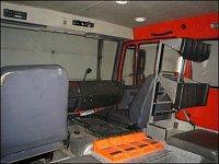 Mercedes-původní provedení kabiny