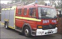 Mercedes Atego DPL