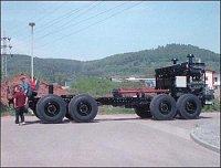 podvozek Titan