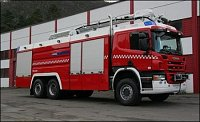 Scania HRET - Egenes