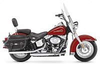 2007 FIREFIGHTER SPECIAL EDITION - Heritage Softail Classic - FLSTC