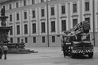NUMMELA Sky-Lift 30-3 HZS hl.m.Prahy - HS 2 Petřiny - cvičení na pražském hradě