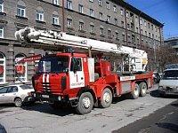 plošina AKP 50 Tatra 815