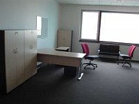 kancelář velitele družstva