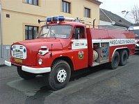 repasovaná CAS 32 kaznějovských dobrovolných hasičů