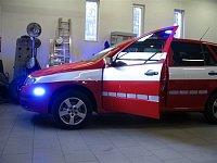 LED-světlo Whelen TIR6 (předávání v FD servisu)