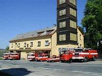 hasičská stanice Volary