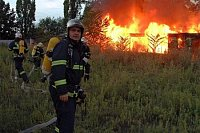 požár ze 7. záři 2006 na stejném místě