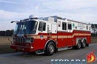 další vůz Ferrara pro FDNY