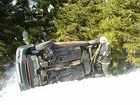 foto: hasiči města Železná Ruda