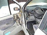 požár Renaultu Scenic ze dne 22.3.2006