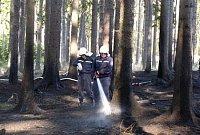 Foto: archiv Vojenského požárního dozoru
