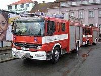 Mercedes ze stanice TPCA