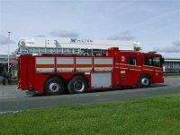 nový kombinovaný automobil TVAC/Plastisol s komponenty AS Fire a PAC