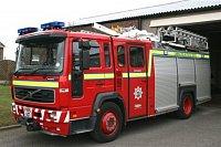Volvo/Saxon - komponenty AS Fire (rolety AS Century 2000)