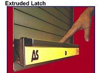 roletový uzávěr Extruded Latch/ rolety Century 2000