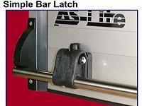 roletový uzávěr Simple Bar Latch
